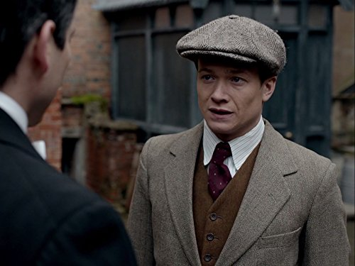 Ed Speleers in Downton Abbey (2010)