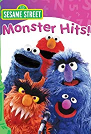 Sesame Songs: Monster Hits! Poster