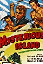 Mysterious Island (1951) Poster