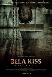 The Kiss of a Killer Poster