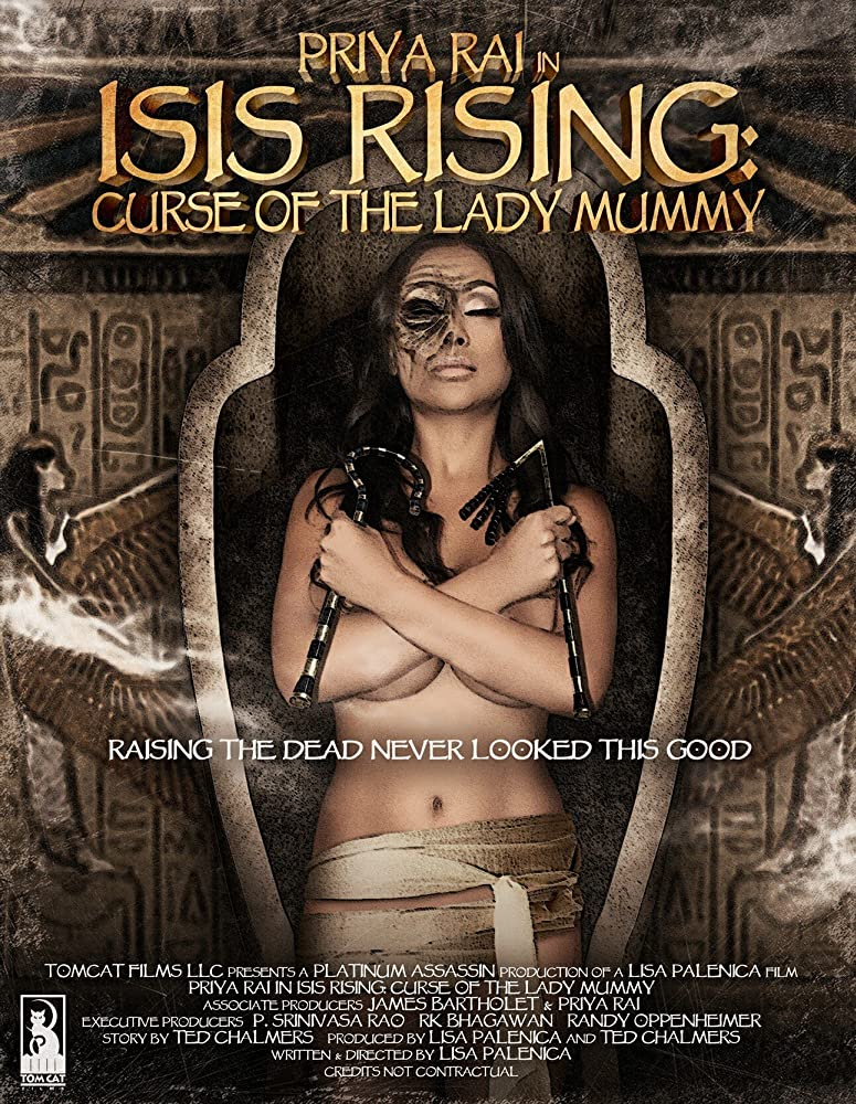 Isis Rising Curse Of The Lady Mummy (2013) UNRATED Dual Audio 720p BluRay [Hindi + English]