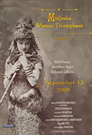Modjeska-Woman Triumphant Poster
