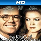 Jack Nicholson and Ellen Burstyn in The King of Marvin Gardens (1972)