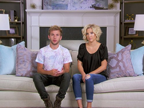Chase Chrisley and Savannah Chrisley in Chrisley Knows Best (2014)