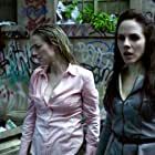 Anna Silk and Zoie Palmer in Lost Girl (2010)