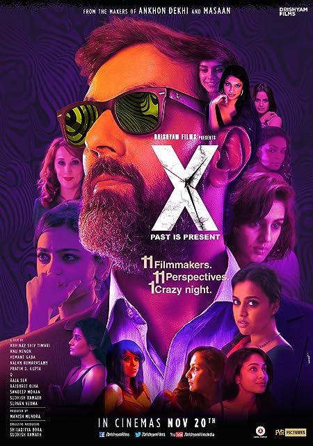 X: Past Is Present (2015) Hindi  WEB-Rip - 480P   720P   1080P - x264 - 250MB   800MB   3GB - Download & Watch Online  Movie Poster - mlsbd