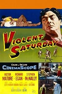 Full downloadable movies Violent Saturday Hubert Cornfield [720p]