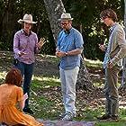 Paul Dano, Jonathan Dayton, Valerie Faris, and Zoe Kazan in Ruby Sparks (2012)
