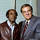 Karl Malden and Roscoe Lee Browne in The Streets of San Francisco (1972)