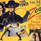 Tyrone Power, Linda Darnell, Basil Rathbone, Montagu Love, Janet Beecher, J. Edward Bromberg, Robert Lowery, Chris-Pin Martin, Eugene Pallette, George Regas, and Gale Sondergaard in The Mark of Zorro (1940)