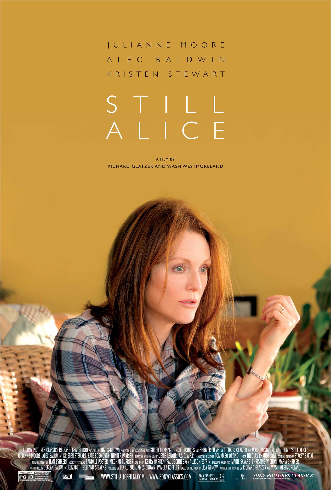 Para Sempre Alice [Dub] – IMDB 7.5