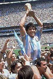 Maradona '86 Poster
