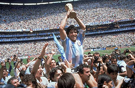 Latest movie dvdrip downloads Maradona '86 [1280x720p]