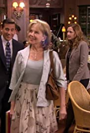 The office michael tells jim he is dating pams mom