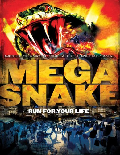 Mega Snake (2007) 720p Ori DVDRip (Hindi) Movie