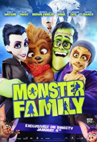 Primary photo for Monster Family