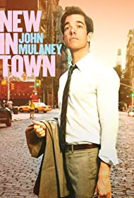 John Mulaney: New in Town (2012) Poster - Movie Forum, Cast, Reviews