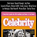 Kenneth Branagh, Leonardo DiCaprio, Winona Ryder, Charlize Theron, Melanie Griffith, Famke Janssen, Judy Davis, Joe Mantegna, and Bebe Neuwirth in Celebrity (1998)
