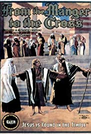 From the Manger to the Cross; or, Jesus of Nazareth Poster