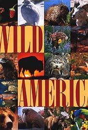 Wild America Poster