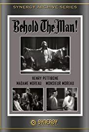 Behold the Man Poster
