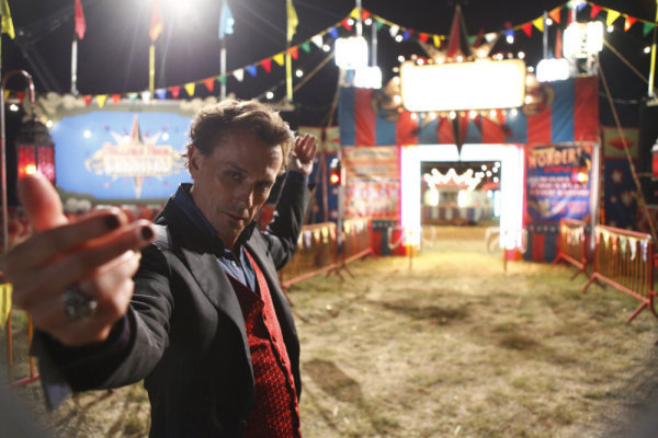 Robert Knepper in Heroes (2006)