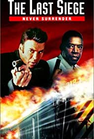 Jeff Fahey and Ernie Hudson in Hijack (1998)