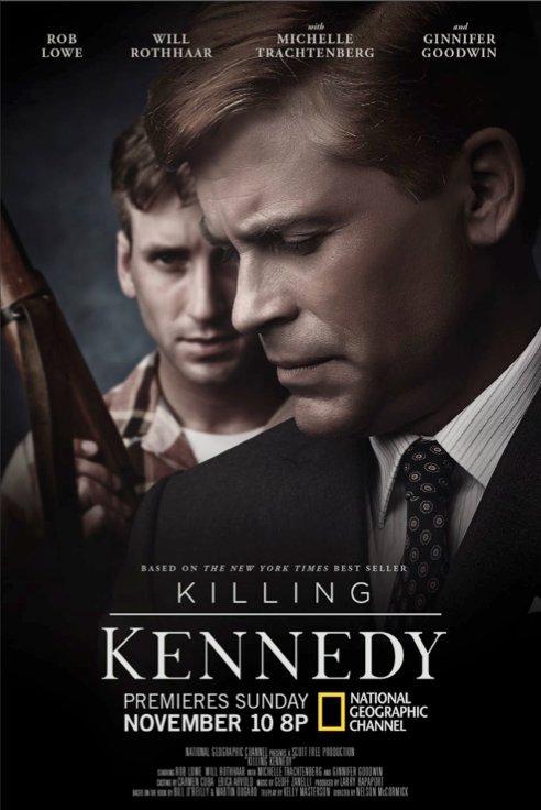 Killing Kennedy Tv Movie 2013 Imdb