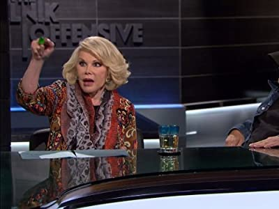 Dave Attell and Joan Rivers