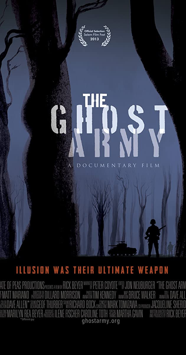 The Ghost Army (2013) - IMDb