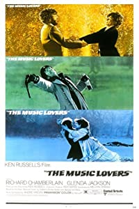 Watch online japanese movie The Music Lovers [640x360]