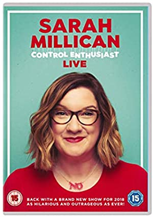 Where to stream Sarah Millican: Control Enthusiast Live