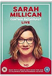 Sarah Millican: Control Enthusiast Live Poster