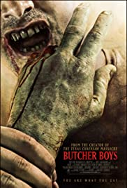 Butcher Boys Poster