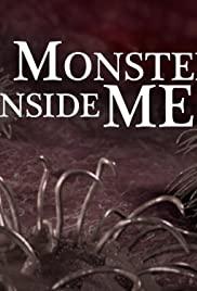 The Monster in My Mouth Poster