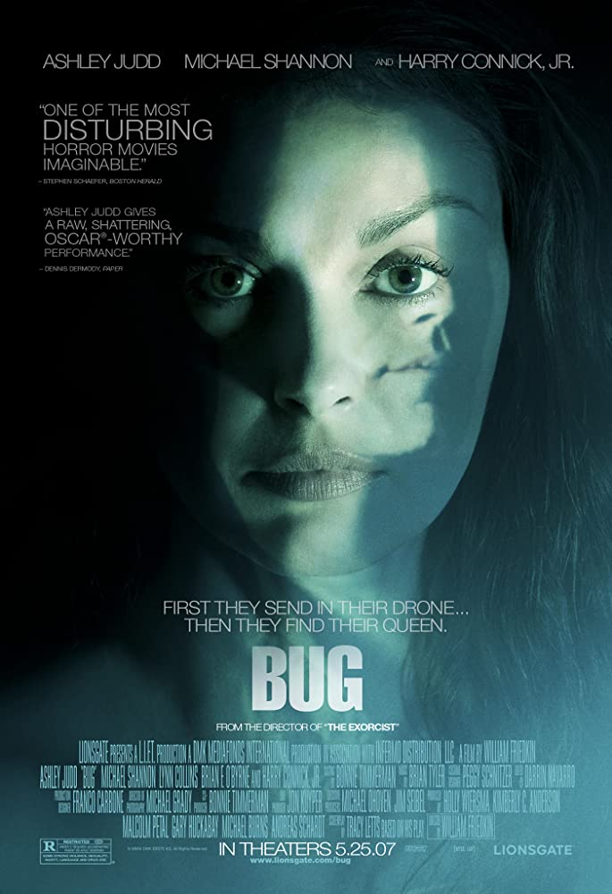 Bug (2006) Hindi Dubbed