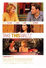 Luke Kirby, Seth Rogen, Sarah Silverman, and Michelle Williams in Take This Waltz (2011)