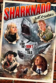 Sharknado: Heart of Sharkness Poster