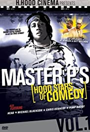 Master P. Presents the Hood Stars of Comedy, Vol. 1 Poster