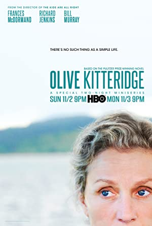 Where to stream Olive Kitteridge