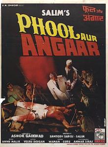 Phool Aur Angaar movie, song and  lyrics