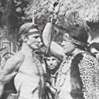 Bruce Bennett, Monte Blue, and Sonny Chorre in Hawk of the Wilderness (1938)