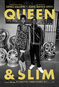 Daniel Kaluuya and Jodie Turner-Smith in Queen & Slim (2019)
