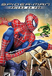 Spider-Man: Friend or Foe Poster