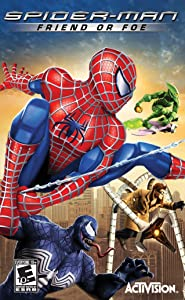 Download Spider-Man: Friend or Foe full movie in hindi dubbed in Mp4
