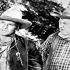 Edgar Buchanan and John Pickard in Hopalong Cassidy (1952)