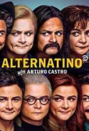 Alternatino with Arturo Castro Poster