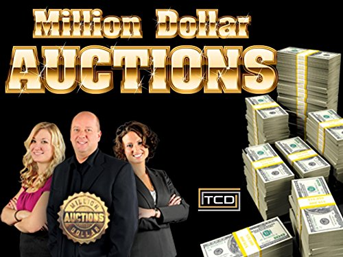 Million Dollar Auctions on FREECABLE TV