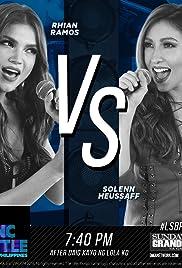 Rhian Ramos vs Solenn Heussaff Poster