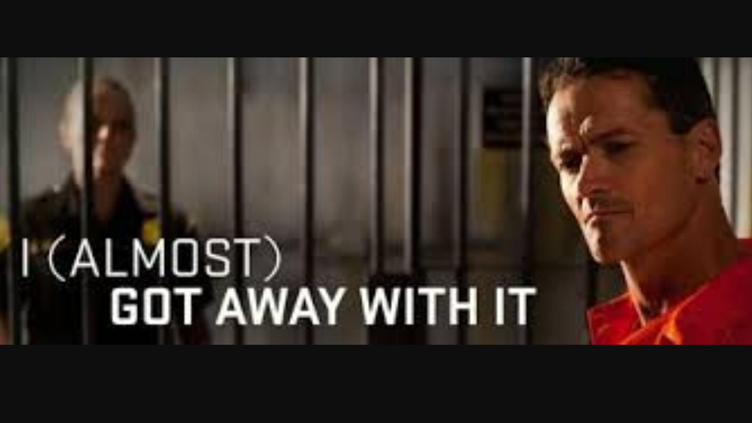 I (Almost) Got Away with It (2010)